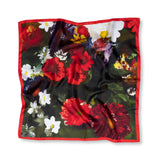 Delacroix Basket of Flowers Neckerchief