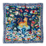 Qing Leopard Scarf