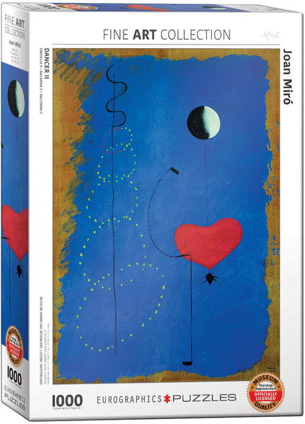 Joan Miró: Dancer II Puzzle