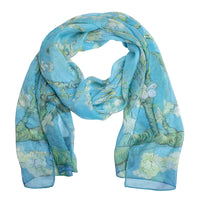 Van Gogh Almond Blossoms Scarf