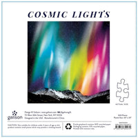 Cosmic Lights Puzzle