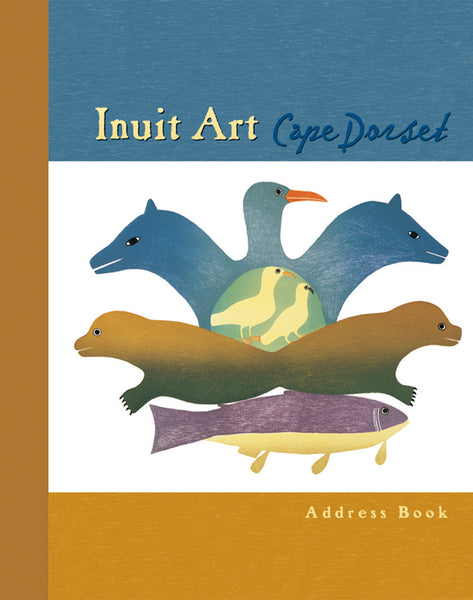 Inuit Art from Cape Dorset Address Book