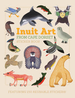 Inuit Art Sticker Book