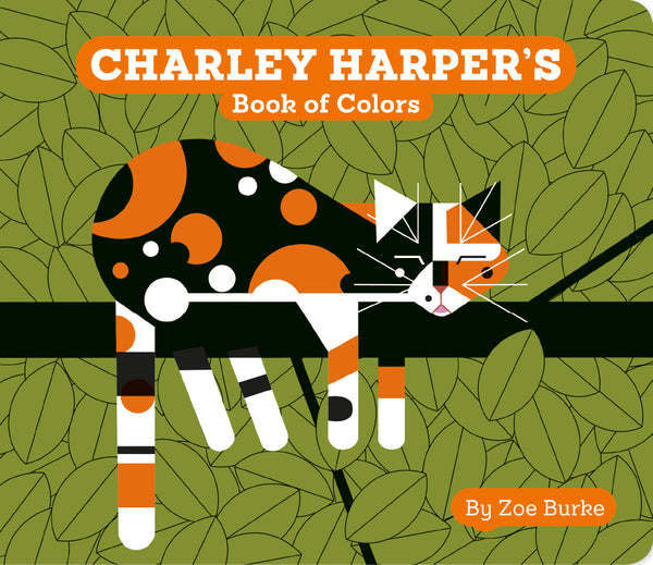 Charley Harper's Book of Colors