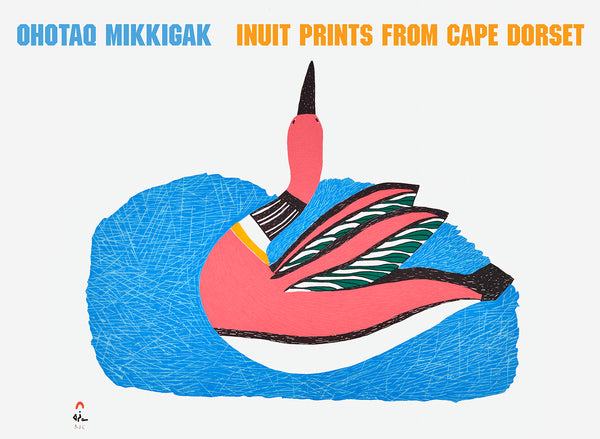 Ohotaq Mikkigak: Inuit Prints from Cape Dorset Boxed Cards