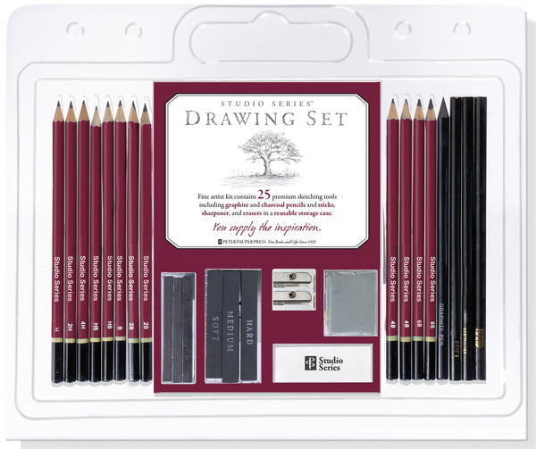 Studio Series Sketch and Drawing Pencil Set