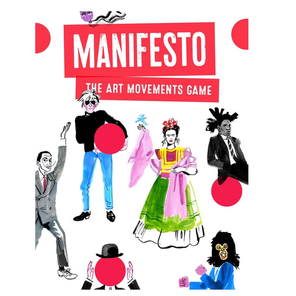 Manifesto: The Arts Movement Game