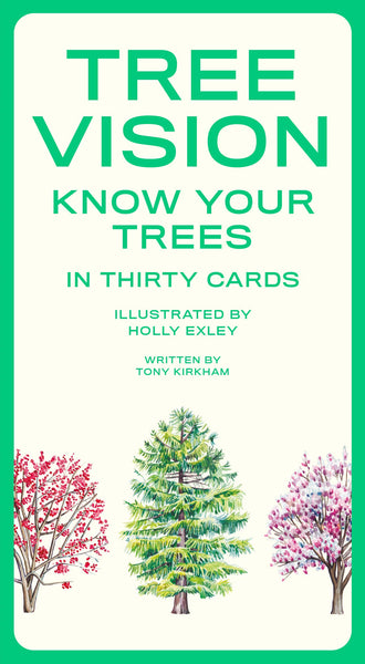 Tree Vision: 30 Cards to Cure Your Tree Blindness