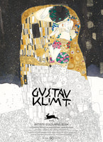 Gustav Klimt Colouring Book