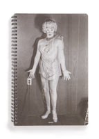 Cindy Sherman Lenticular Notebook