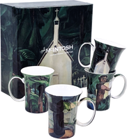 Emily Carr: Set of 4 Mugs