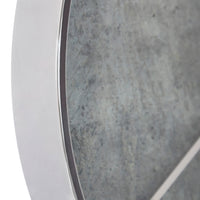 Structure Wall Clock Cement