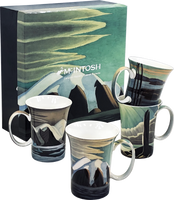 Lawren S. Harris: Set of 4 Mugs