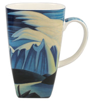 Lawren S. Harris: Lake and Mountains Grande Mug