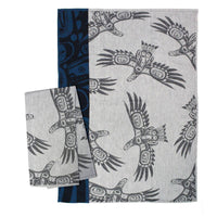 Soaring Eagle Tea Towel