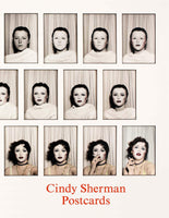 Cindy Sherman Postcard Book