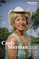 Cindy Sherman Exhibition Poster
