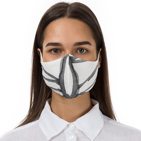 Printed Linen Masks