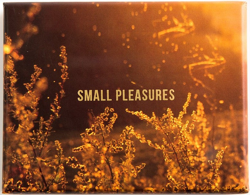 Small Pleasures Prompt Cards