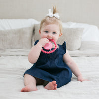 You Go Girl Happy Teether