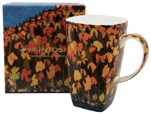 Tom Thomson: Autumn Foliage Grande Mug