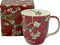 Vincent van Gogh: Red Almond Blossoms Java Mug