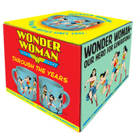 Wonder Woman Through the Years Mug