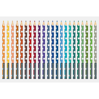 An Architect's Pencil Set: The Colors of Michael Graves