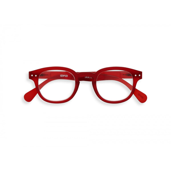 IZIPIZI Reading Glasses #C Red