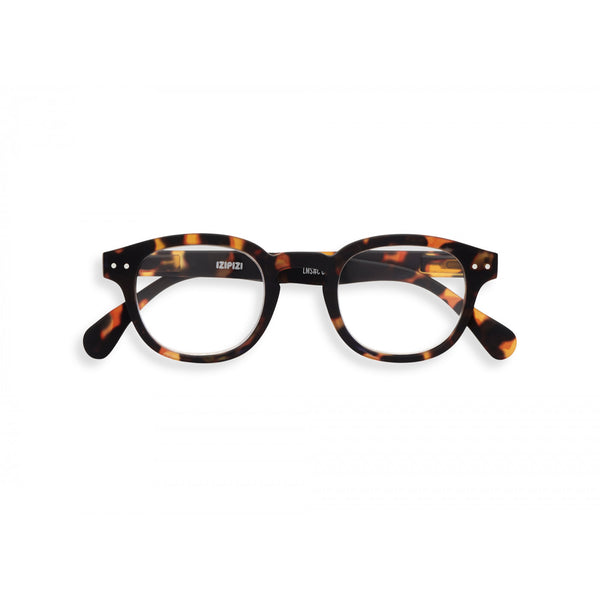 IZIPIZI Reading Glasses #C Tortoise