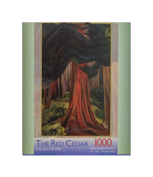 Emily Carr: Red Cedar Puzzle