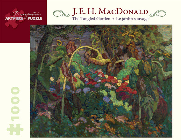 J.E.H. MacDonald: The Tangled Garden