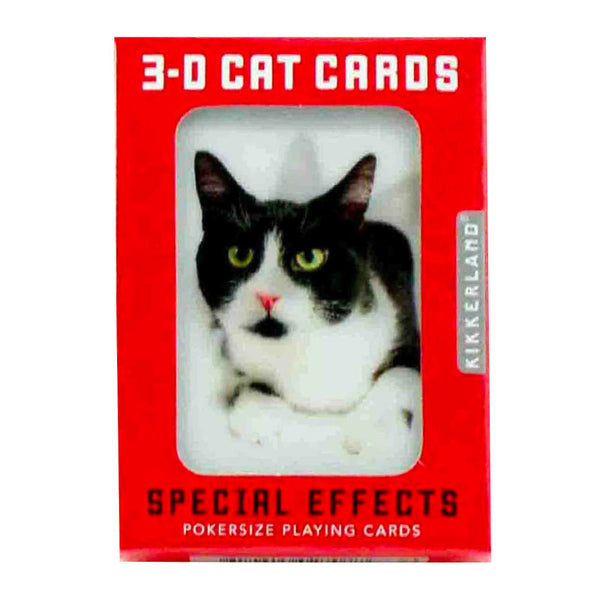 3D Animal Playing Cards
