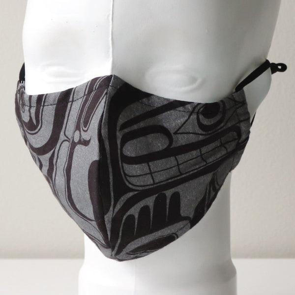 Native Northwest Masks with Inner Pocket