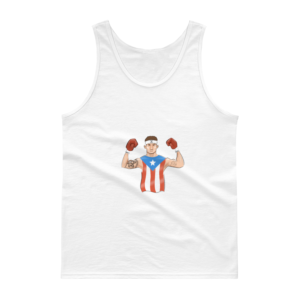 Men's Boricua Champion Tank