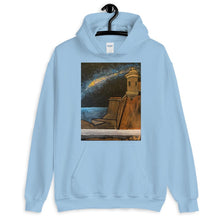 Load image into Gallery viewer, The Milky Way Over El Viejo San Juan Hoodie