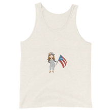 Load image into Gallery viewer, Nuyorican Unisex Tank Top