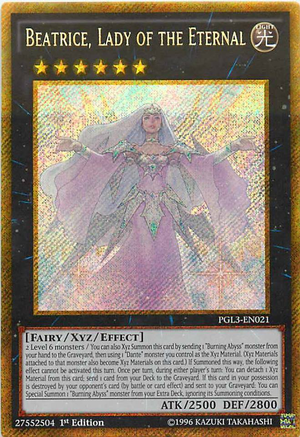 Beatrice, Lady of the Eternal - PGL3 (GSCR)