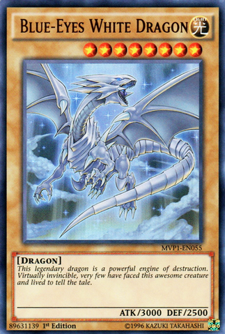 Blue-Eyes White Dragon - MVP1 (UR)
