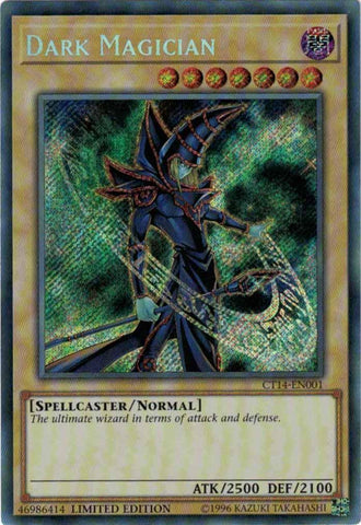 Dark Magician - MP17 (SCR)