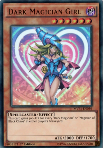 Dark Magician Girl - MVP1 (UR)