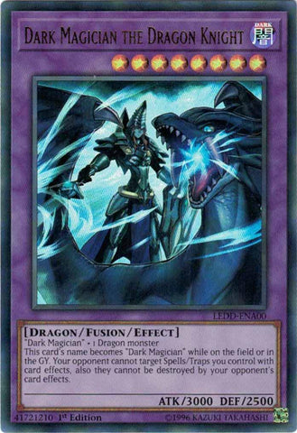 Dark Magician the Dragon Knight - LEDD (UR)