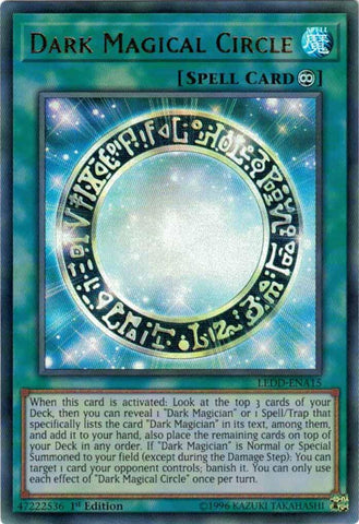 Dark Magical Circle - LEDD (UR)