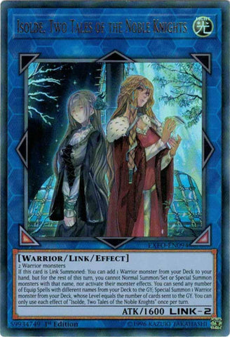 Isolde, Two Tales of the Noble Knights - EXFO (UR)