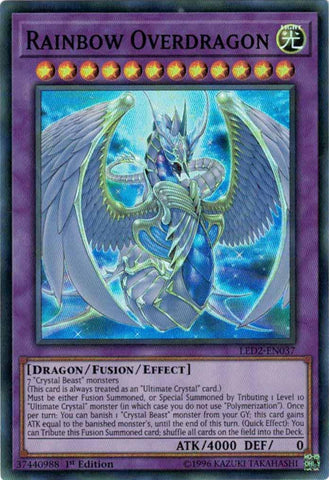 Rainbow Overdragon - LED2 (SR)