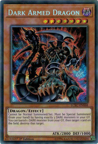 Dark Armed Dragon - LCKC (SCR)