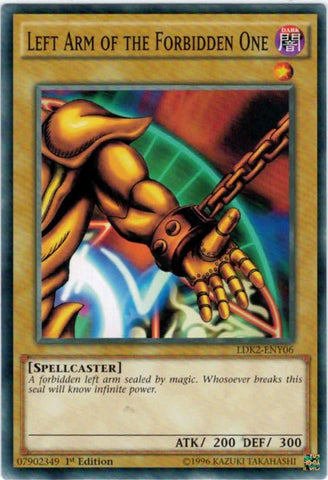 Left Arm of the Forbidden One - LDK2 (C)