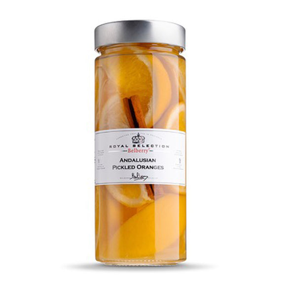 Andalusian Pickled Oranges / 625g. / Belberry Preserves