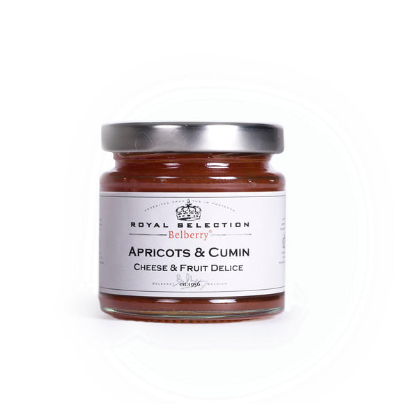 Apricots & Cumin Jam / 130g. / Belberry Preserves