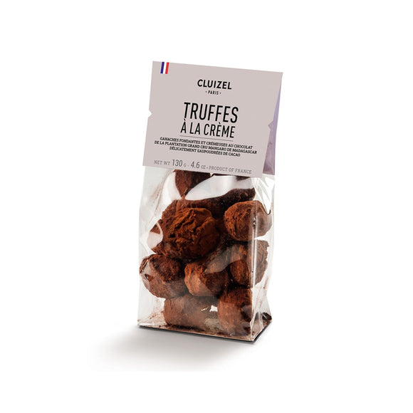 Chocolate Truffles / 130g. / Michel Cluizel